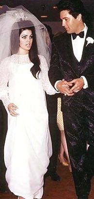 Priscilla Presley Elvis Vegas Wedding