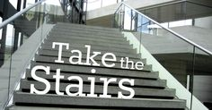 Take the Stairs and Other Tips To Help You Avoid Colds and Flu