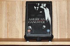 British American Gangster DVD steelbook