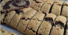 Πρωινό καφεδάκι με υπέροχα τραγανά biscotti διπλοφουρνιστά με κακάο!!!!!!  Υλικά 1και 3/4 κούπας(450 γρ σύνολο) ελαιόλαδο η μισό μισό με ... Pastry Cake, Greek Recipes, Cookies, Baking, Desserts, Food, Greece, Crack Crackers, Tailgate Desserts