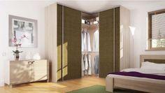 The Best Corner Wardrobe Interior Design 37 Pax Corner Wardrobe, Corner Closet, Built In Wardrobe, Alcove Storage, Corner Storage, Sliding Door Systems, Sliding Wardrobe Doors, Sliding Doors, Closet Bedroom