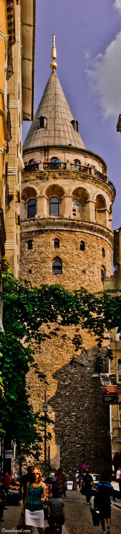 Башня Галата, Стамбул. Индивидуальные экскурсии по Стамбулу Исмаил Мюфтюоглу Частный гид историк. www.russkiygidvstambule.com