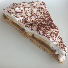 Guilt Free Banoffee Pie  Gluten Free, Dairy Free, Paleo & Vegan.   Check out the recipe on www.thewonkyspatula.com
