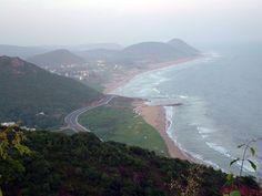 Rishikonda Beach of Andhra Pradesh