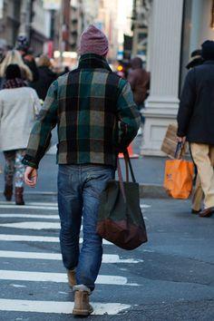 The Sartorialist | On the Street……. Broadway, New York