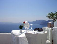 Ambrosia, Santorini, Greece