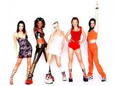 I still want to dress like the Spice Girls for Halloween!