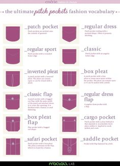 patch pocket styles
