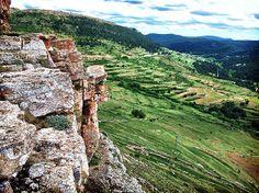Impresionante imagen de la Sierra de #Gúdar