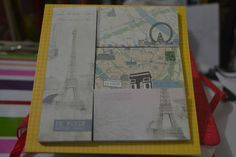 Paris note pads