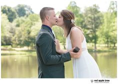 red apple tree photography: Proposal at Furman University with Tyler + Sarah Beth
