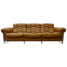 Adjustable Three Seat Sofa by DeSede