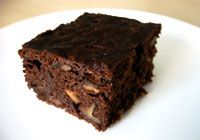 Healthy Chocolate Zucchini Cake. So Yummy! And really pretty healthy. I always use this to make cupcakes(for kids class) and top with whipped cream frosting. Just whipping cream and a little sugar and vanilla.