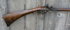 Close up of Schimmel style rifle.