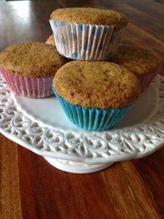 Maismuffins- glutenfrei