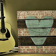 Hometalk :: I have repurposed another dusty pallet and made it something charming…