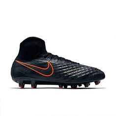 sports shoes 304d1 a390d Nike Mens Magista Obra II Artificial Grass Cleats Black 85 -- Be sure to  check
