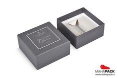 Кашированная коробка крышка-дно для парфюма под заказ   Крышка дно, коробки производство, коробка с ложементом   Mahapack.ru - изготовление индивидуальной упаковки