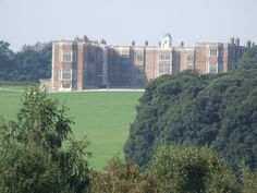 Templenewsam House, Leeds from The Temple.