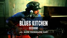 Alvin Youngblood Hart -- Big Mama's Door [The Blues Kitchen Sessions]