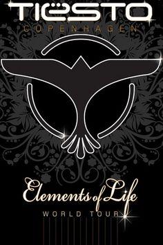 Tiësto: Elements of Life World Tour - Copenhagen - Tiësto  ...: Tiësto: Elements of Life World Tour - Copenhagen - Tiësto  … #ConcertFilms