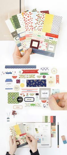 The sticker set for planner addicts everywhere!