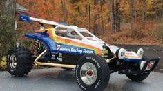 """Vintage"" Tamiya Hornet upgraded by Michaelplatypuss all new! Frog Sand Scorcher 4950344584529 | eBay"