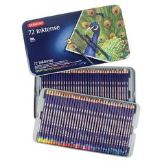 Derwent Inktense Tin of 72, $120 !!