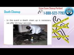 #HoardingCleanup #Portland #Oregon If you need immediate assistance for Crime Scene Cleanup,MethlabCleanup CALL us 24/7 at 1-888-477-0015.We provide service Crime Scene Clean Up Portland Oregon, USA