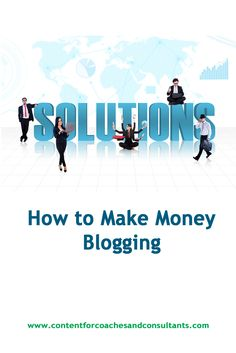 f you aim to get found, get known, and get clients from a #businessblog, you must write effective posts that offer solutions for your readers. There is ALWAYS a solution! #contentforcoachesandconsultants