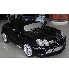 Mercedes SLR Mclaren 12v Battery Kids Ride on Electric Child Toy Car with Remote