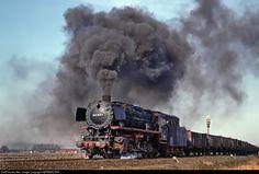 RailPictures.Net Photo: 043 903 Deutsche Bundesbahn steam 2-10-0 at Neermoor, Germany by GERMAN RAIL