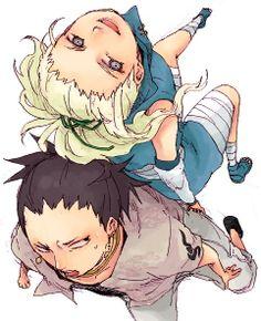 Ino & Shikamaru