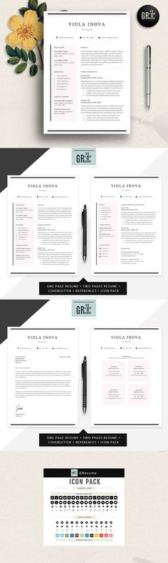 Creative Resume Template Lohan Creative resume templates and - Resume Templates Website