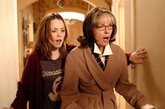 The Family Stone : photo Diane Keaton, Rachel McAdams, Thomas Bezucha Diane Keaton, Rachel Mcadams, Ryan Gosling, Family Dinner Quotes, Dating Simulator Anime, Cutting Ties, Stone Quotes, The Family Stone, Funny Dating Quotes