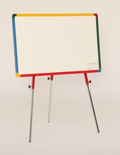 single sided whiteboard easel whiteboard easel adjustable sturdy tripod stand to accommodate most ages - Whiteboard Easel