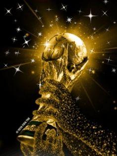 World Cup trophy🏆 Soccer Art, Soccer Shop, Football Art, World Cup 2018, Fifa World Cup, World Cup Trophy, Professional Soccer, Fifa 20, Antoine Griezmann