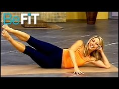 ▶ Legs, Thighs & Butt Fitness Workout: Low Intensity- Denise Austin - YouTube