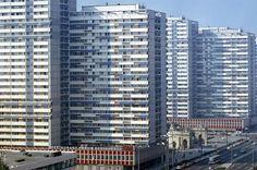 Berlin   DDR. Die Leipzigerstrasse Ende der 70er