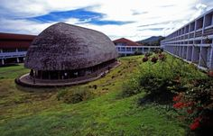 Western Samoa Islands   Samoa - Upolu - Traditional building — Fotopedia