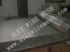 Stainless Steel Wire Mesh http://www.alexwiremesh.com/stainless-steel-wire-mesh.html  ALEX WIRE MESH CO., LIMITED Alex Zhu (Manager) Skype: alex150288 Wechat: 68090199 QQ: 68090199 Phone: +86-150-2881-7323 Whatsapp: +86-150-2881-7323 Email: manager@alexwiremesh.com Website: http://www.alexwiremesh.com Facebook: https://www.facebook.com/AlexWireMeshCoLtd