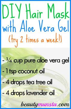 Create this DIY Aloe Vera Gel Hair Mask to soothe your scalp and promote healthy hair! Aloe vera gel is popularly known as a natural remedy for sunburn. But did you know that you can use this lush gel to create a hair mask! Yes, that's right and there are several benefits of applying aloe … #AloeVeraForSkin Diy Aloe Vera Gel, Aloe Vera For Skin, Aloe Vera Skin Care, Aloe Vera Face Mask, Aloe Vera For Sunburn, Aloe Vera Gel For Hair Growth, Natural Remedies For Sunburn, Sunburn Remedies, Hair Remedies