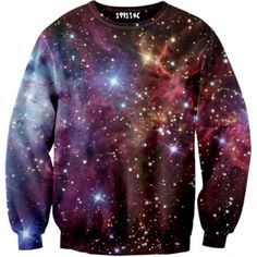Into The Galaxy Sweater