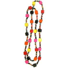 Colorful Beads - And Square Beads . $6.99