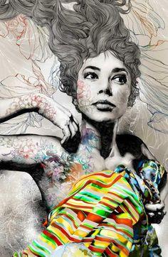 ilustración de Gabriel Moreno
