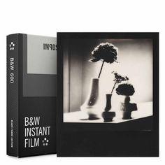 Impossible - 4517 - Nouveau : pellicule N&B pour Appareil Polaroid type P600: Amazon.fr: Photo & Caméscopes