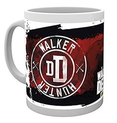 The Walking Dead (Patch) 10 Unzen Tasse (MG0208) - GB Eye