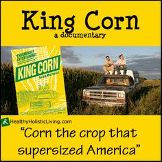 Behind America's dollar hamburgers and 72-ounce sodas is a key ingredient that quietly fuels our fast-food nation: corn.  This documentary King Corn