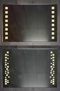 Trend  B WARE beleuchteter Badspiegel Spiegel Badezimmerspiegel mit Beleuchtung Licht