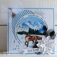 Anja Zom kaartenblog: Weer wat kaartjes